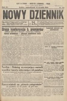 Nowy Dziennik. 1932, nr112