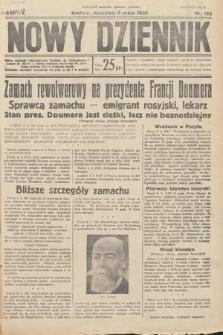 Nowy Dziennik. 1932, nr124