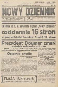 Nowy Dziennik. 1932, nr125