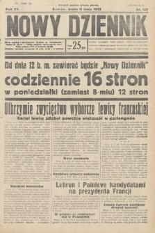 Nowy Dziennik. 1932, nr127