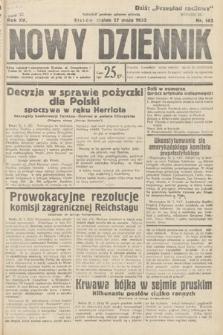 Nowy Dziennik. 1932, nr143