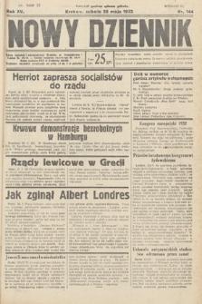 Nowy Dziennik. 1932, nr144
