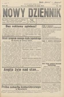 Nowy Dziennik. 1932, nr145