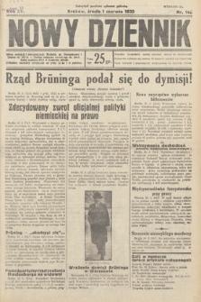 Nowy Dziennik. 1932, nr148