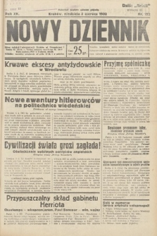 Nowy Dziennik. 1932, nr152