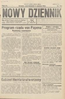 Nowy Dziennik. 1932, nr153