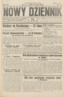 Nowy Dziennik. 1932, nr155