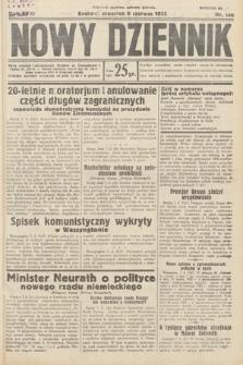 Nowy Dziennik. 1932, nr156