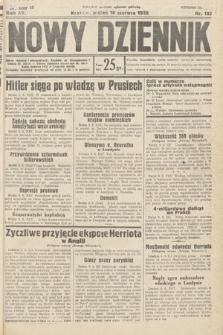 Nowy Dziennik. 1932, nr157