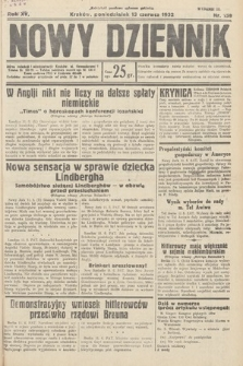 Nowy Dziennik. 1932, nr159
