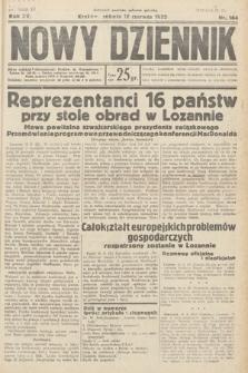 Nowy Dziennik. 1932, nr164