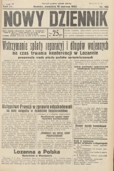 Nowy Dziennik. 1932, nr165