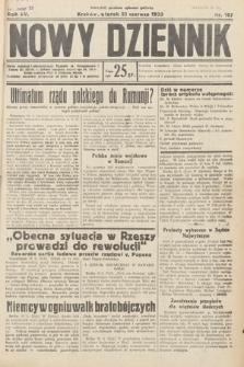 Nowy Dziennik. 1932, nr167