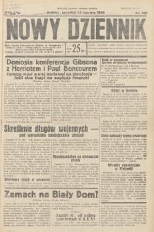 Nowy Dziennik. 1932, nr169