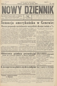 Nowy Dziennik. 1932, nr170
