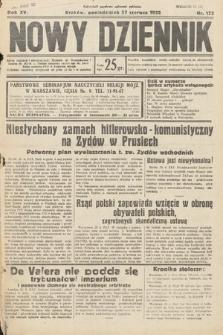 Nowy Dziennik. 1932, nr173