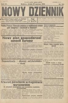Nowy Dziennik. 1932, nr175