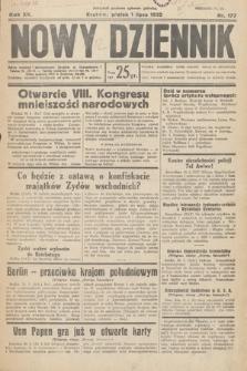 Nowy Dziennik. 1932, nr177