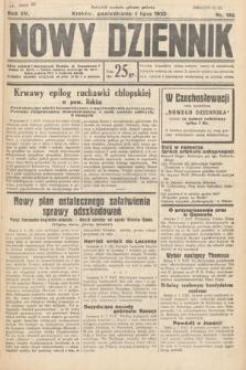 Nowy Dziennik. 1932, nr180