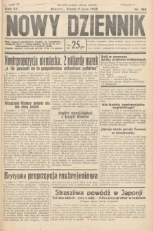 Nowy Dziennik. 1932, nr182