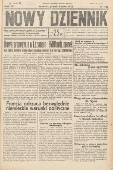 Nowy Dziennik. 1932, nr184