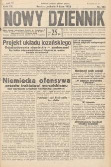 Nowy Dziennik. 1932, nr185
