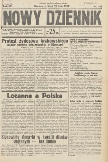 Nowy Dziennik. 1932, nr188