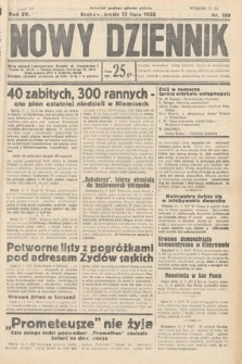 Nowy Dziennik. 1932, nr189