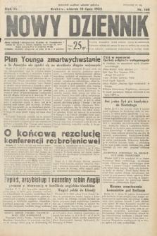 Nowy Dziennik. 1932, nr195