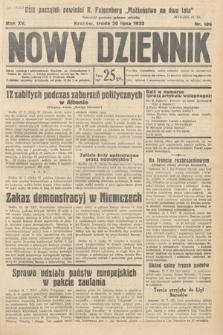Nowy Dziennik. 1932, nr196