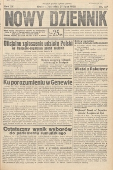 Nowy Dziennik. 1932, nr197