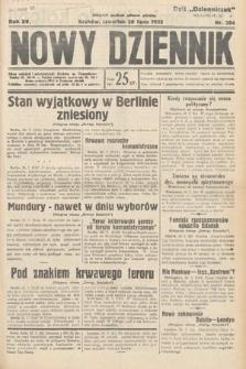 Nowy Dziennik. 1932, nr204