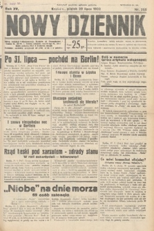 Nowy Dziennik. 1932, nr205