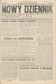 Nowy Dziennik. 1932, nr209