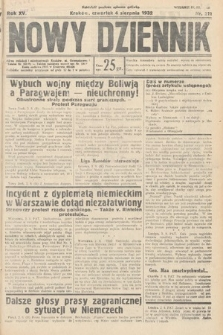 Nowy Dziennik. 1932, nr211