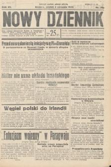 Nowy Dziennik. 1932, nr212