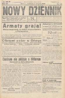 Nowy Dziennik. 1932, nr214