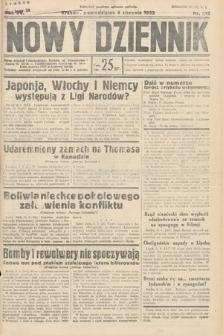 Nowy Dziennik. 1932, nr215