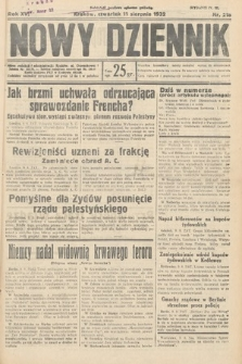 Nowy Dziennik. 1932, nr218