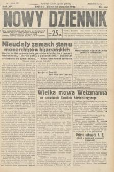 Nowy Dziennik. 1932, nr219