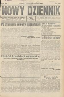 Nowy Dziennik. 1932, nr220