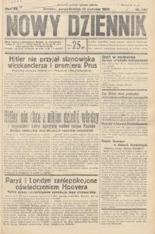 Nowy Dziennik. 1932, nr222