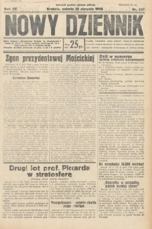 Nowy Dziennik. 1932, nr227