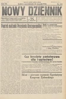 Nowy Dziennik. 1932, nr229