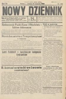 Nowy Dziennik. 1932, nr230