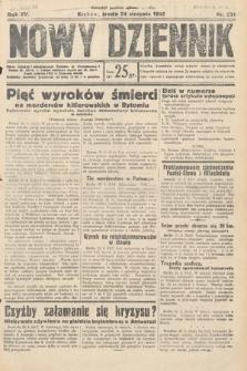 Nowy Dziennik. 1932, nr231