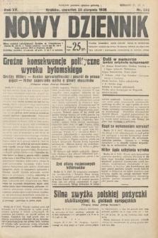 Nowy Dziennik. 1932, nr232