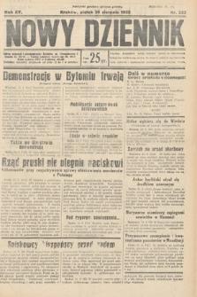 Nowy Dziennik. 1932, nr233