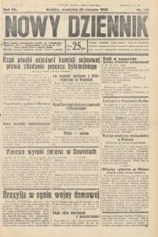 Nowy Dziennik. 1932, nr235