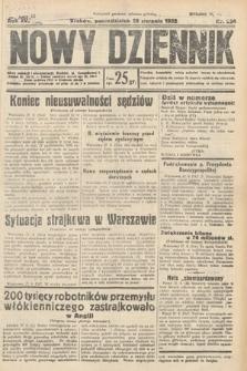 Nowy Dziennik. 1932, nr236